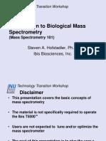 01 Mass Spectrometry 101 FINAL Hofstadler