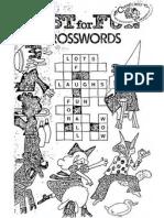 Just for Fun Crosswords