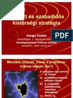 Sport és szabadidős kistérségi stratégia - 2008 - Varga Csaba