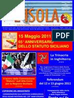 L'ISOLA n 3-2011