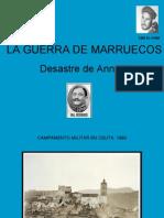 Desastre de Annual. Legionarios de Fuengirola