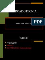 Mercadotecnia. Producto, posicionamiento, precio