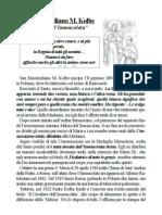 San M. M. Kolbe - Stampa 4,1 2,3