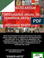 DICCIONARIO VISUAL DE ARTE. 2