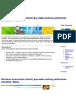 Downstream Industry Process & KPI