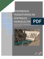 Fenomenos Transitorios en Centrales Hidroelectricas