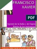 Francisco Javier Para Los Ninos