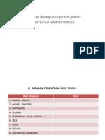 Power Point Buku Bengkel Matematik Tambahan Spm