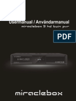 Manual Miracle Box 9 Twin Hd Pvr SV