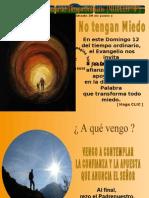 ORAR en 12va Semana Del Tiempo Ordinario 2008 - B