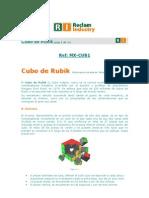 CUBO DE RUBIK Historia y Solución