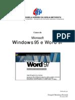 Apostila de Windows 95 e Word 97