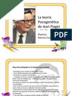 Presentacion de Jean Piaget
