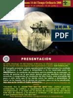 ORAR en Semana 14 Del Tiempo Ordinario 2008