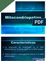 Mitocondriopatías