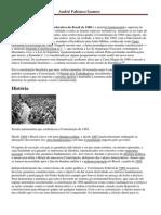 Resumo Constituição da República Federativa do Brasil de 1988