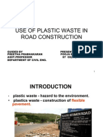 Use of Plastic Waste in Road Construction (1)