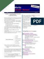 HW Starter Manual March Hresolution