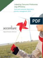 Accenture Utilities Understanding Energy Consumers