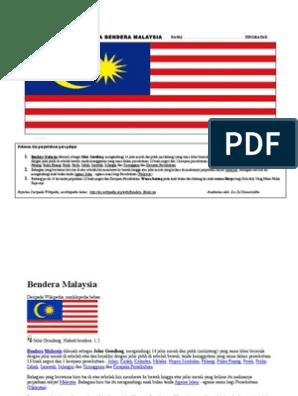 Pertandingan Mewarna Bendera