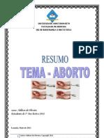 Aborto o essencial