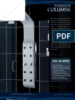 DreamLine Showers Shower Columns