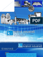 SS Dairy Equipments,krishna Industries,SUMO S. S. Can