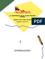 La competencia en la nueva Ley Procesal del Trabajo - Ley 29497 - Magister Isaac Rubio Zevallos