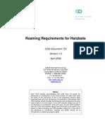 ++ROAMING Parameters Int l 172[1]