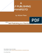 Allison Moons Self Publishing Manifesto 1