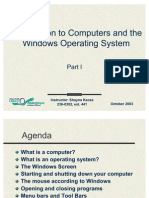 Windows Operating System Part 1 (1)