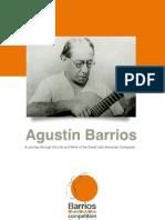 Agustin Barrios ENG