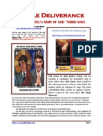 RICK PERRY~ JOEL'S ARMY OF GOD ~THIRD WAVE