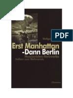 Eggert Wolfgang - Manhattan Berlin - BUCH