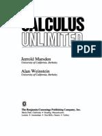 Calculus Unlimited