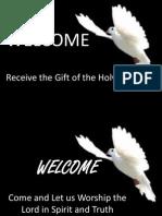 Pentecost Backgrounds