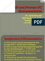 PID and Process GC Instrumentation JackDriscoll