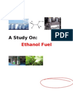 Ethanol Fuel