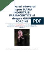 Adevarul Adevarul Despre Mafia Industriei - Farmaceutice Si Despre Gripa Porcine