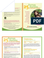 25 Estrategias Para Animar La Lectura