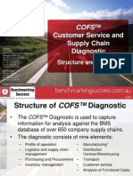 Cofs Customer Service and Supply Chain Diagnostic 4972