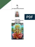 Yajur Veda Avani Avittam or Upakarma and Gayathri Japam-2011