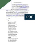 Himno Nacional Del Peru