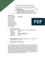 Proyecto Descriptor Ideas