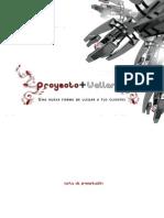 Carta de presentación Proyecto Vallarta Cliente