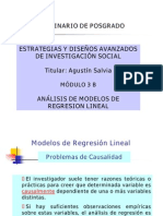 analisis de regresion