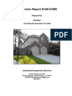 Sample Home Inspection Report - Jesiolowski Inspections