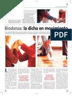 Biodanza Dicha en Movimiento