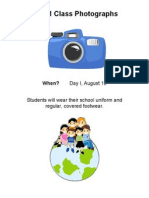 Year 1 Class Photographs (1)