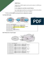 Configure BGP
